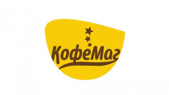 Логотип кофейни «КофеМаг»