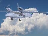 3D модель самолета для аэрофотосъемки